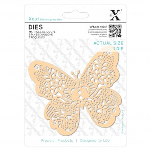Dies (1pc) - Ornate Butterfly