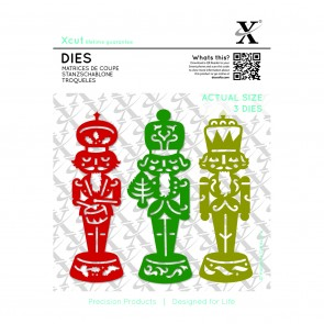 Dies (3pcs) - Nutcrackers