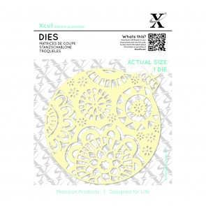 Dies (1pc) - Large Ornate Bauble