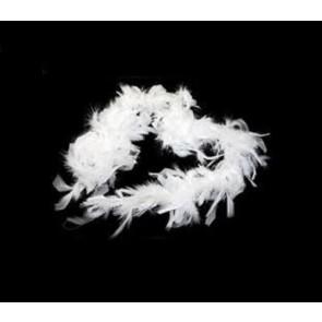 Feather Boa White (1.8 Metres)