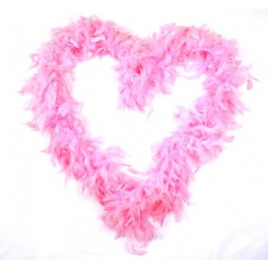 Feather Boa Pink (1.8 Metres)