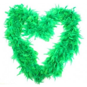 Feather Boa Green (1.8 Metres)