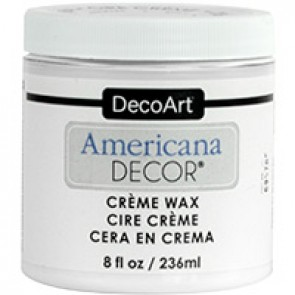 Americana Decor Creme Wax Clear 236ml