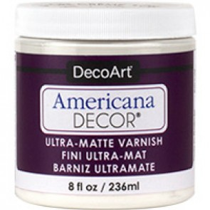 Americana Decor Ultra Matt Varnish 236ml