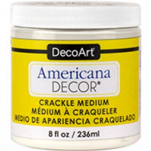 Americana Decor Crackle Medium 236ml