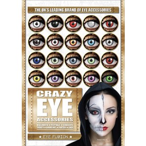 Eye Fusion Crazy Eye Accessories Poster 8