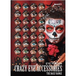 Eye Fusion Crazy Eye Accessories Poster 15