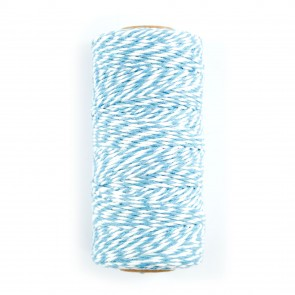 Baker's Twine Light Blue (100 Metres)