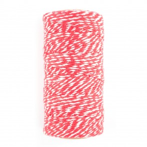 Baker's Twine Red (100 Metres)