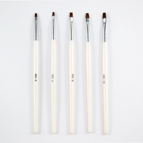 Artish Brush Flat Size 2
