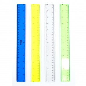 """Acrylic Ruler 30cm (12"""")"""