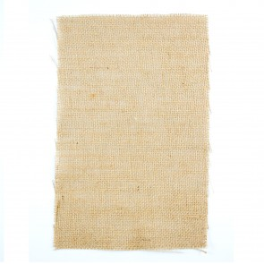 Burlap Sheet A4 Natural (2 Pack)