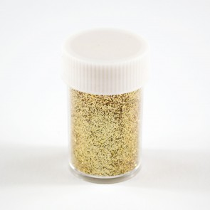 Fine Glitter 15g Light Gold