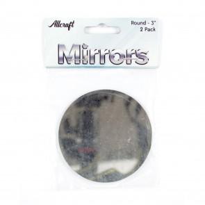 """Mirrors Round 3"""" (2 Pack)"""