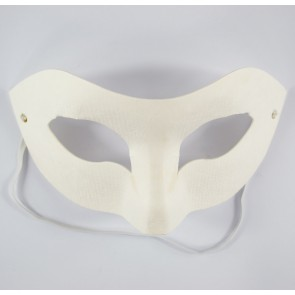 Mask White 10 x 19cm Harlequin