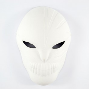 Mask White 18 x 23cm Monster
