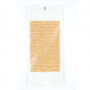 Sticky Pearls 3mm (910 Pieces) Gold