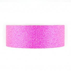 Glitter Tape 30mm X 4 Mtr Pink