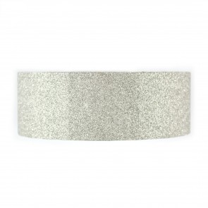 Glitter Tape 30mm X 4 Mtr Silver