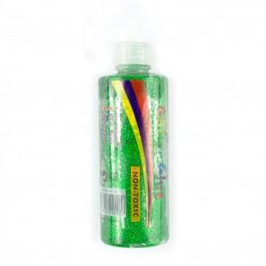 Glitter Glue 125G Green