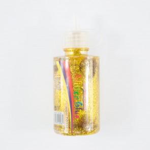 Glitter Glue 60G Gold