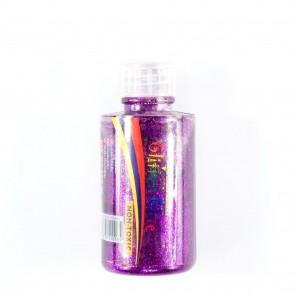 Glitter Glue 60G Cerise