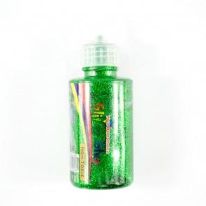 Glitter Glue 60G Green