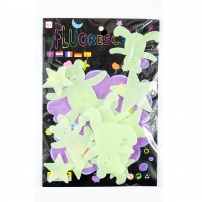 Glow In The Dark Shapes Teddy Bears