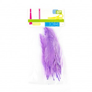 Goose Feather (12 Pack) Lilac