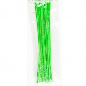 Pipe Cleaner 30cm (30 Pack) Green