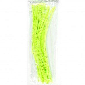Pipe Cleaner 30cm (30 Pack) Lt Green