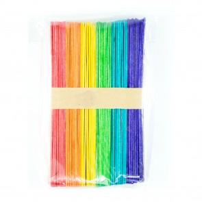 Lollipop Sticks Large Assorted (50 Pack)