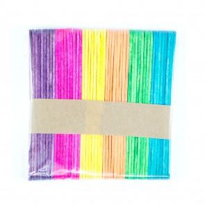 Lollipop Sticks Assorted (50 Pack)