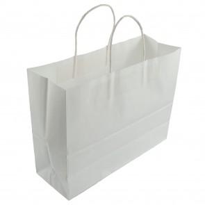 Paper Gift Bag 25x32cm White