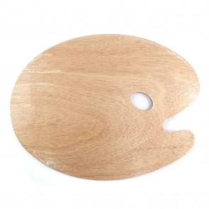 Wood Paint Palette 30 x 40cm