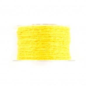 Jute Cord 50m Yellow
