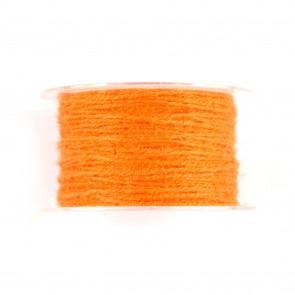 Jute Cord 50m Orange