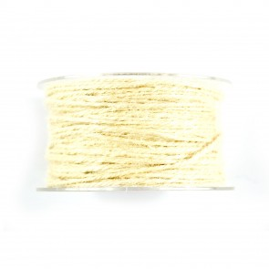 Jute Cord 50m Cream