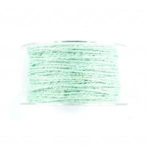 Jute Cord 50m Mint