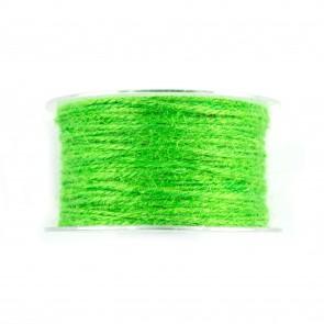 Jute Cord 50m Green
