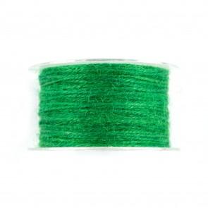 Jute Cord 50m Dark Green