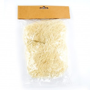 Natural Basket Shred 50g White