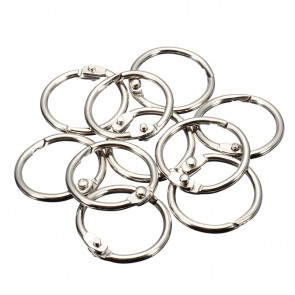 "Book Rings 1.5"" / 38mm (12 Pack)"