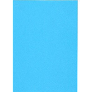 A4 Card 250gsm Kingfisher Blue (10 Pack)