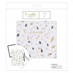 Planner - Metallic Mono