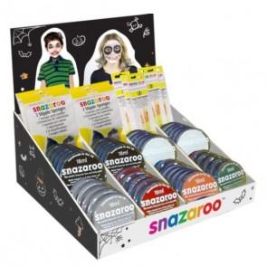Snazaroo Counter Display Unit Halloween