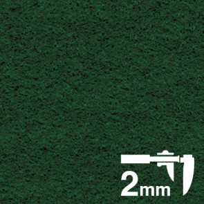 Acrylic Extra Thick Felt 3mm A4 Green