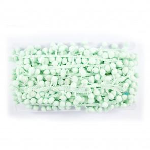 Pom-Pom Trim 0.8cm Mint (20 Metres)