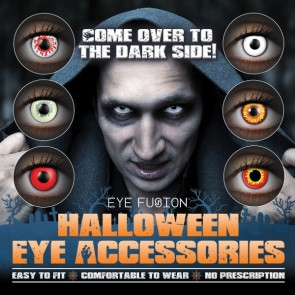 Eye Fusion Halloween Eye Accessories Poster 4
