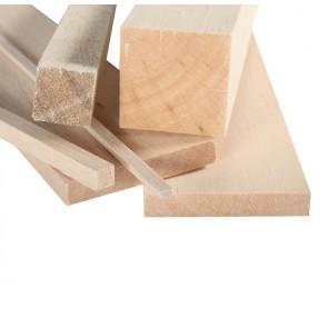 Balsa Wood Retail Starter Pack Small (100 Pieces)